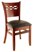 Premium US Made Leonardo Wood Chair